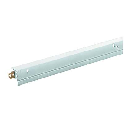 Donn 4 Ft. x 1-1/2 In. White Steel Fire Resistant Ceiling Tile Cross Tee