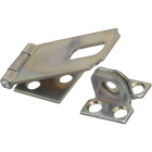 National 2-1/2 In. Zinc Non-Swivel Safety Hasp Image 1